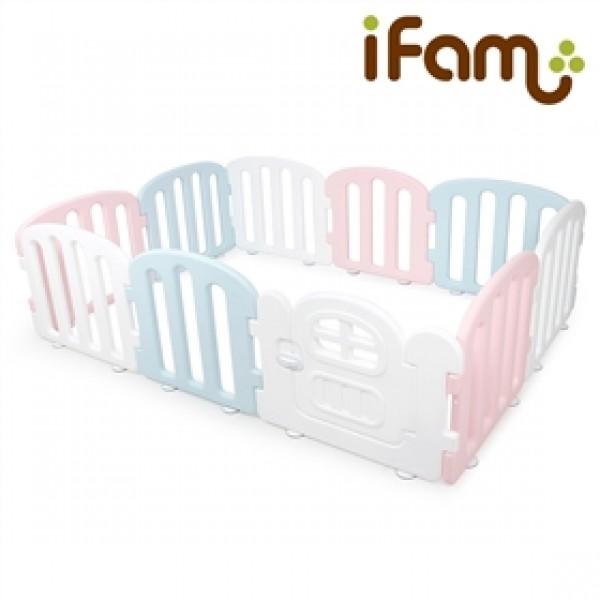 韓國 Ifam First Baby 簡約風遊戲圍欄-三色 [供應商直接送貨]