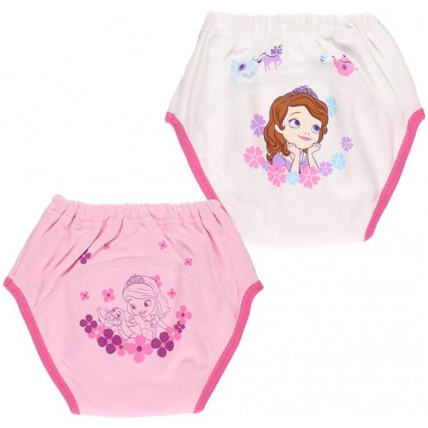 Disney Princess 三層防水戒片褲 (2枚組)