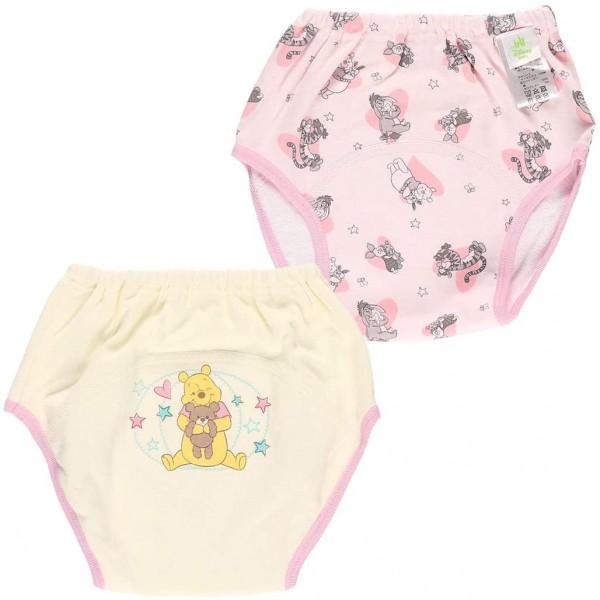 Disney Winnie the Pooh 三層防水戒片褲 (2枚組)