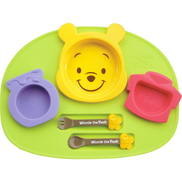 Disney Winnie the Pooh 餐盤