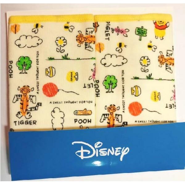 Disney Baby Winnie the Pooh 咬咬巾 (1對)